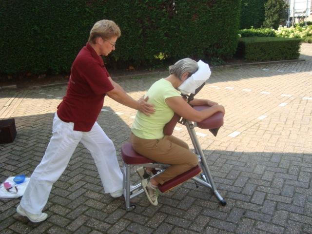 Vital Touch Massage Therapie Marjolein Houben