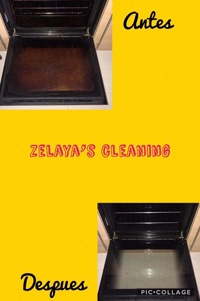 Zelaya Cleaning Service San Leandro (510)575-6236