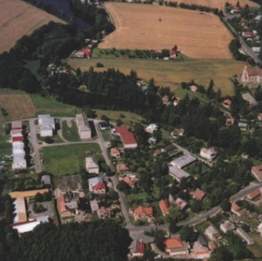 Zbýšov - Obec