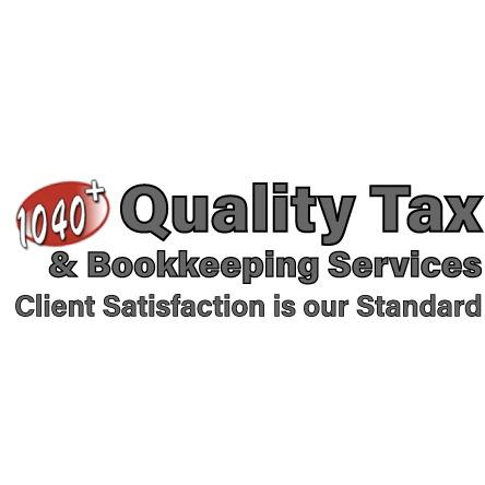 1040+ Quality Tax & Bookkeeping Services