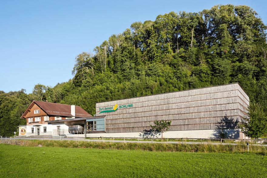 Dorfsennerei Schlins-Röns und Umgebung eGen