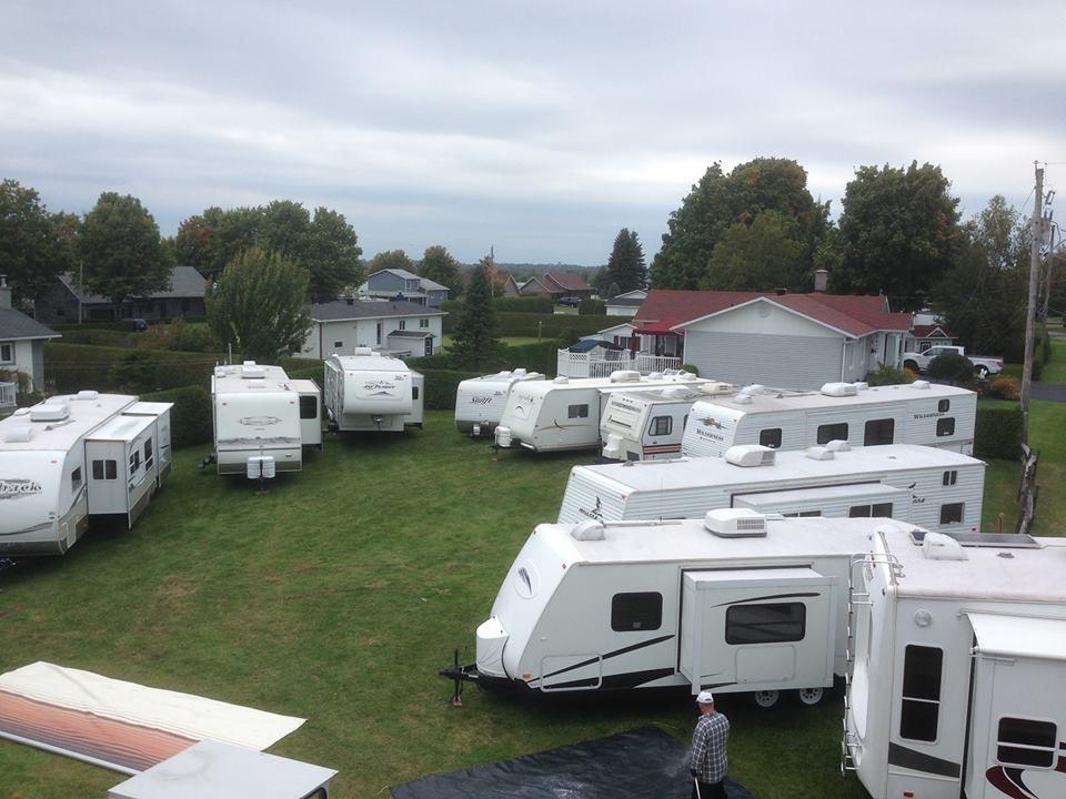 Roulottes Bois Francs 2012 à Victoriaville