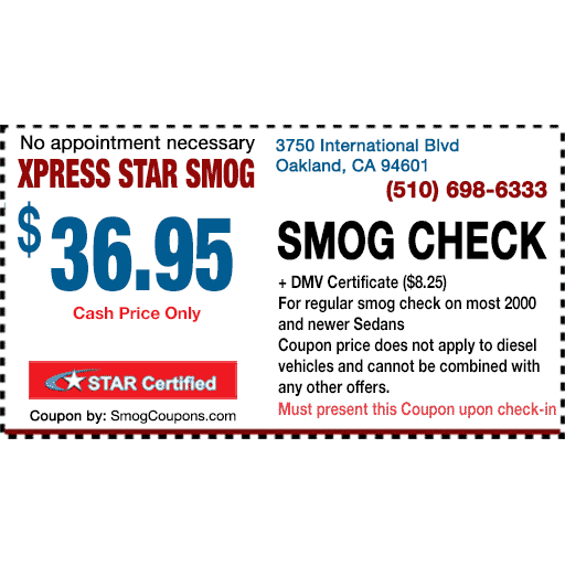 Xpress Star Smog