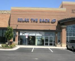 Relax The Back in Naperville IL 630 527 1