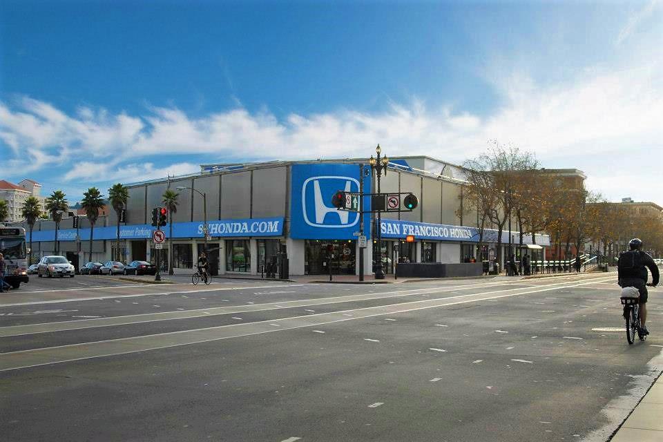 Honda car repair service center san francisco ca san for San francisco honda dealer