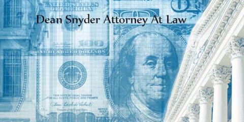 Dean Snyder Attorney At Law Dean Snyder Attorney At Law Fairfield (513)868-1500