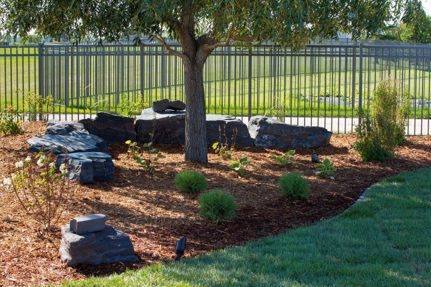 Precision lawn care landscaping fargo north dakota nd for Lawn and garden maintenance