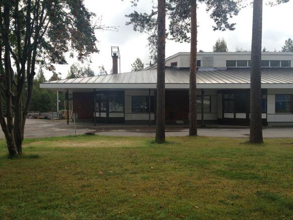 Laukaan seurakunta Leppäveden seurakuntakoti