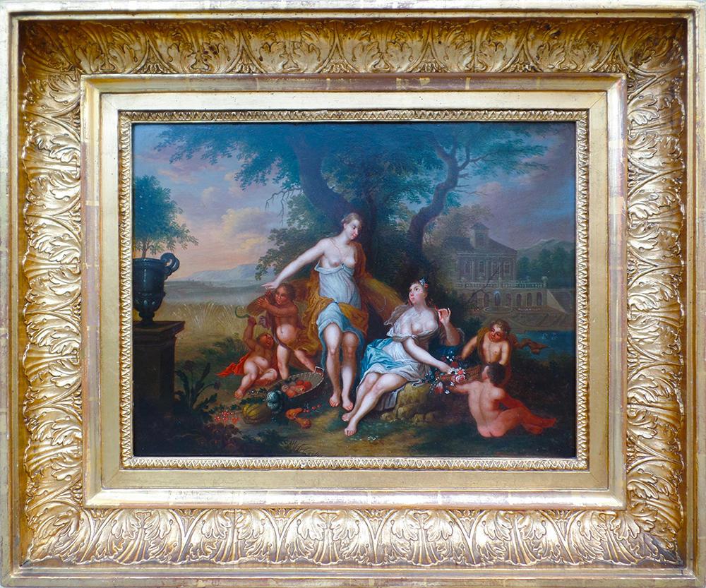 Antiquitäten Kunstwelt Rochus V Probst