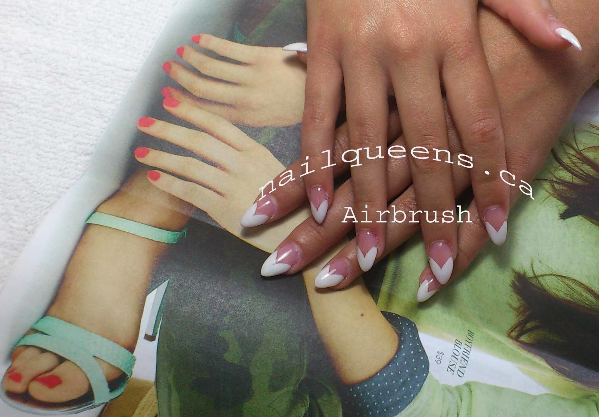 Nail Queens in Abbotsford