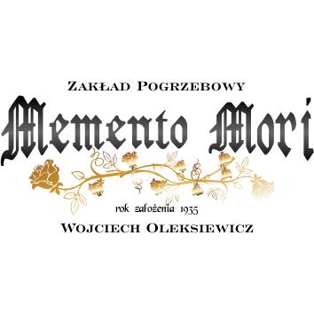 """""""Memento Mori"""" Zakład Pogrzebowy Oleksiewicz Wojciech"""
