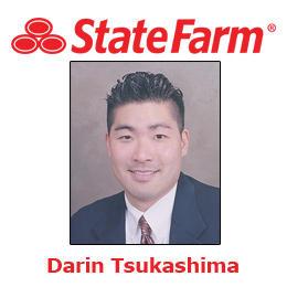 Darin Tsukashima - State Farm Insurance Agent
