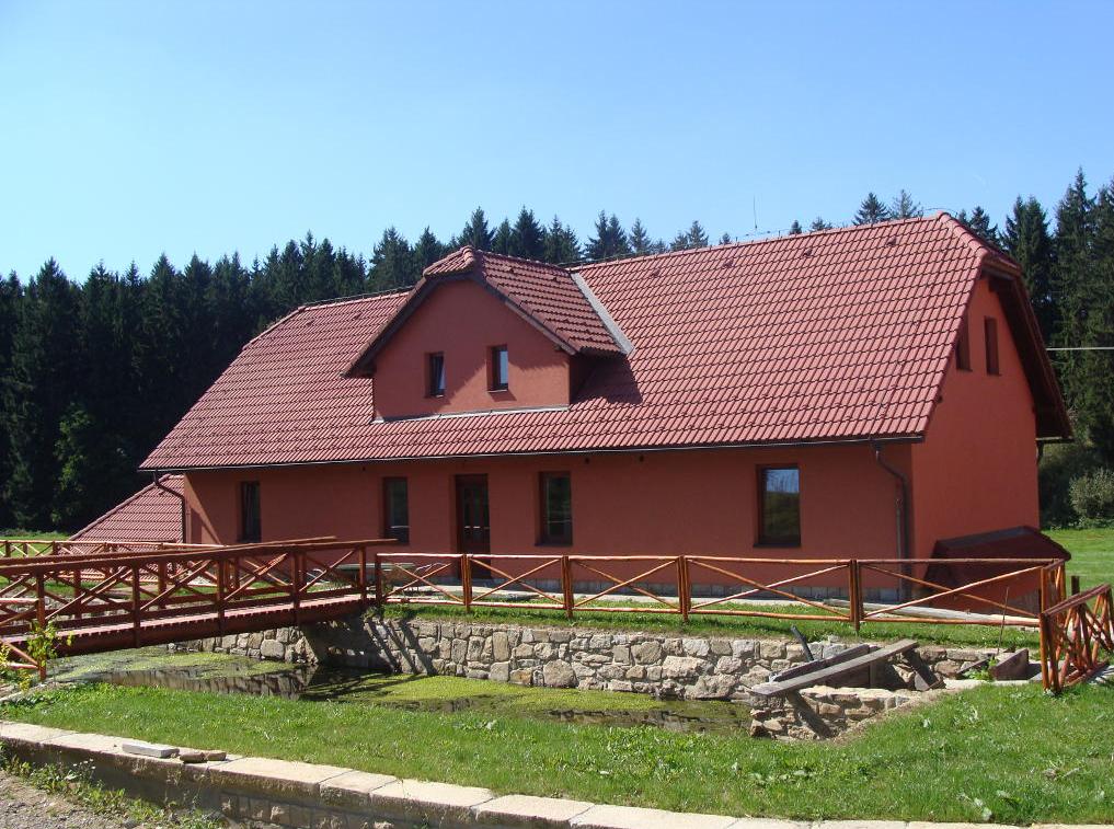 Penzion Dočkalův mlýn