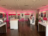 Interior photo of T-Mobile Store at Hwy 377 & N Tarrant Pkwy, Fort Worth, TX