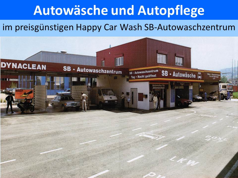 Happy Car Wash