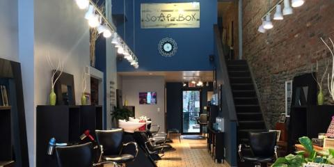 Soapbox salon in cincinnati oh 45202 - Cincinnati hair salons ...