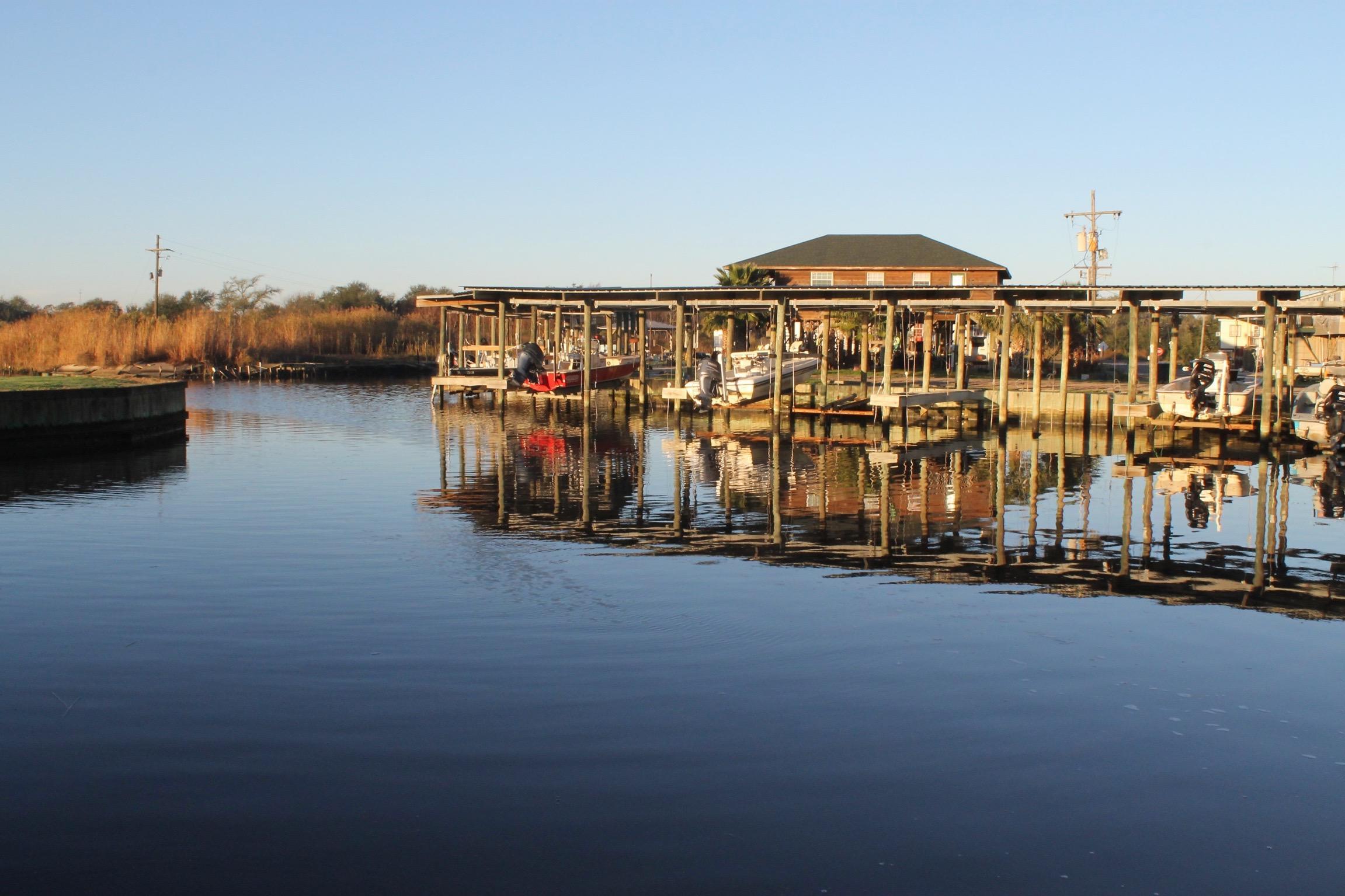 Hackberry fishing camp marina in hackberry la 70645 for Hackberry la fishing