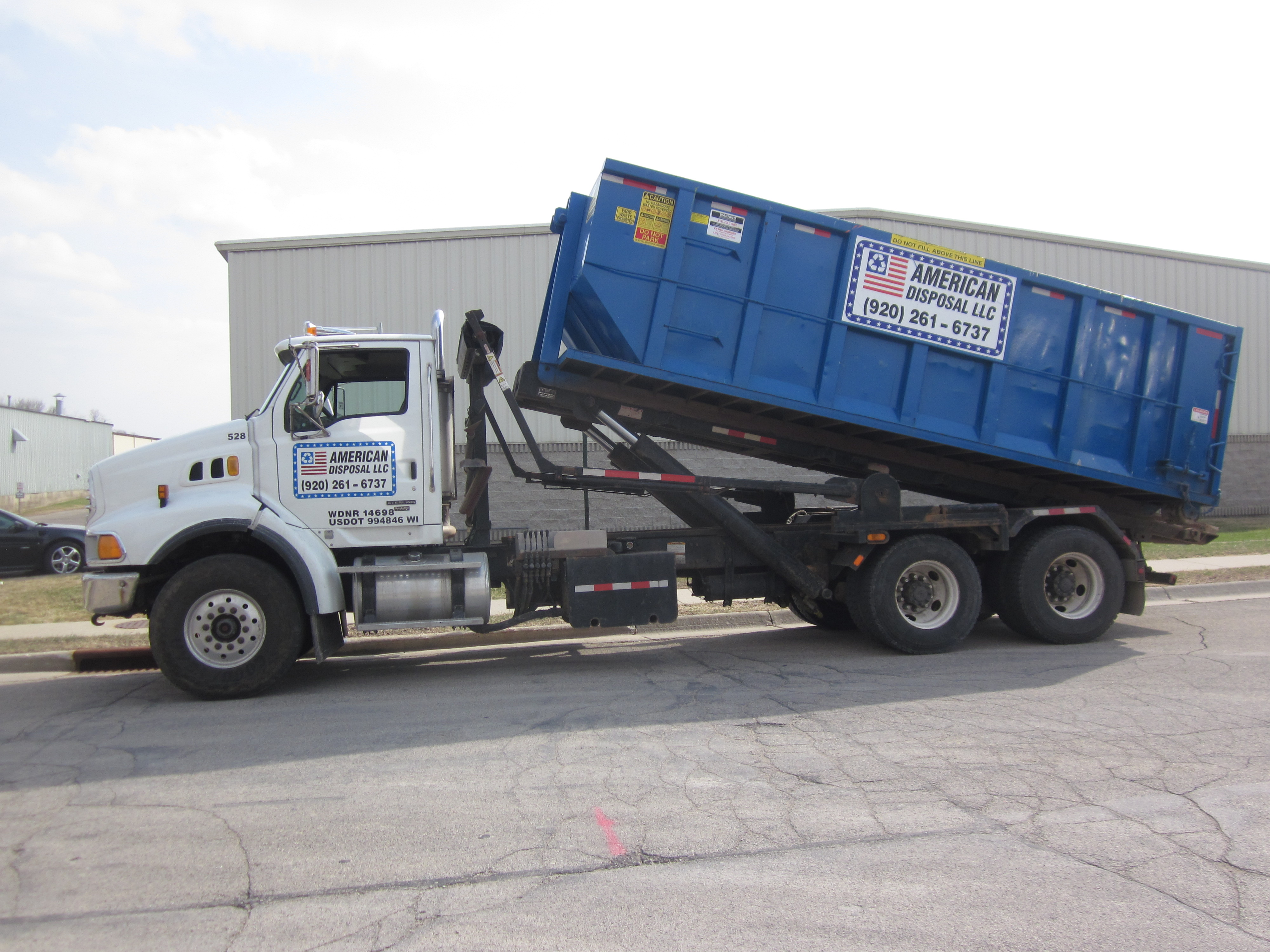 American Disposal LLC - Watertown, WI 53098 - (920)261-6737 | ShowMeLocal.com