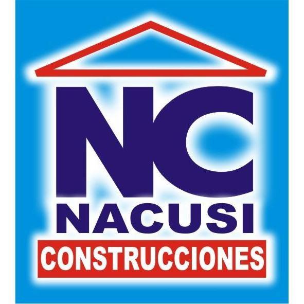 NACUSI CONSTRUCCIONES - OBRAS CIVILES - URBANIZACIONES - CASA LLAVE EN MANO Logo