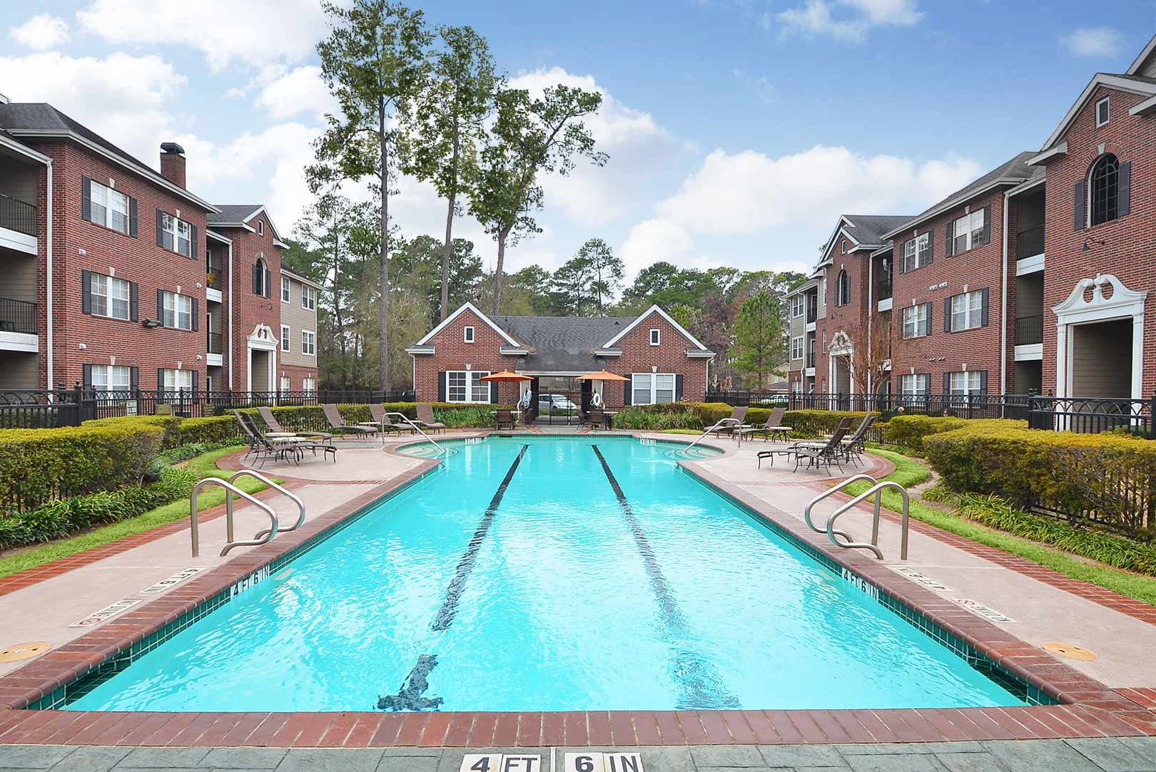 Villages Of Cypress Creek Apartments Houston Tx