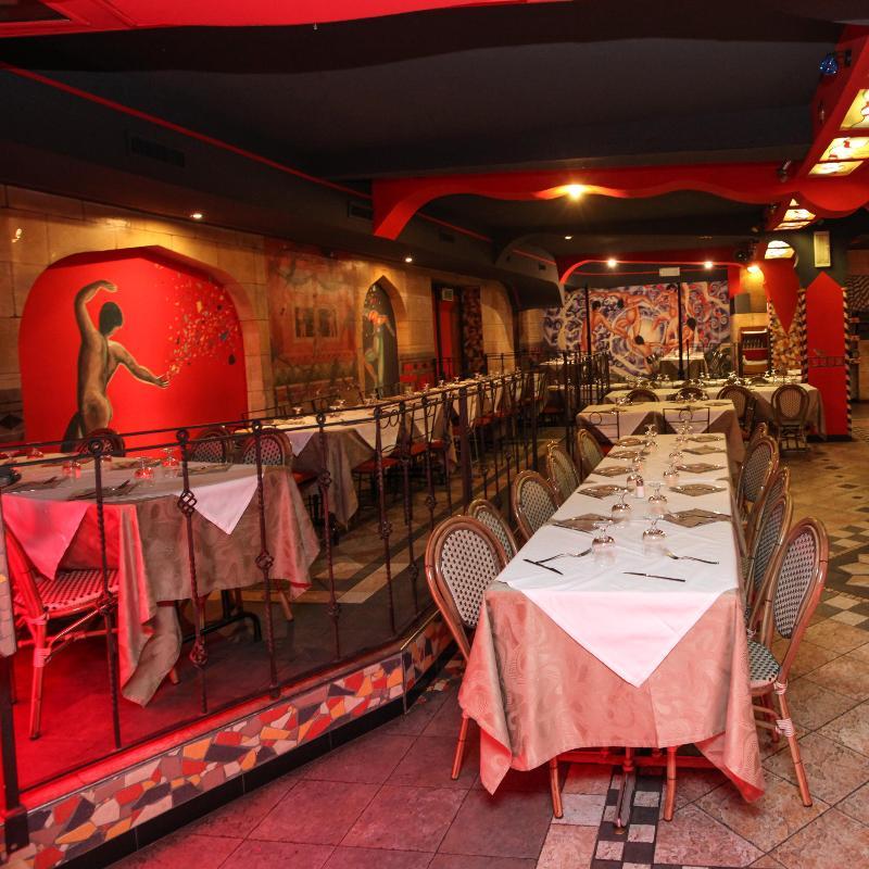 Ristorante mir ristoranti torino italia tel for Quattro ristoranti torino