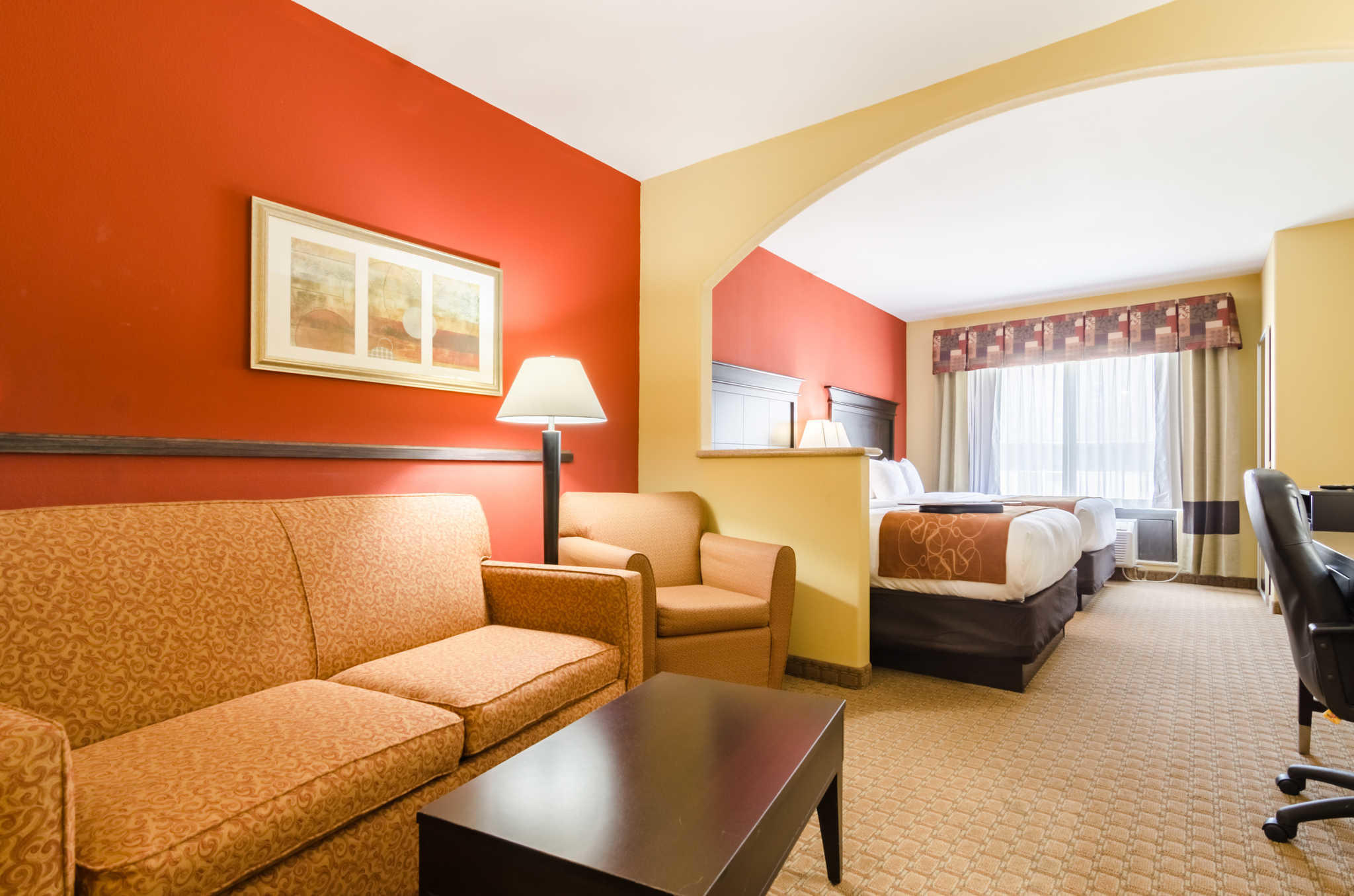 Comfort Suites Coupons Near Me In Salina 8coupons