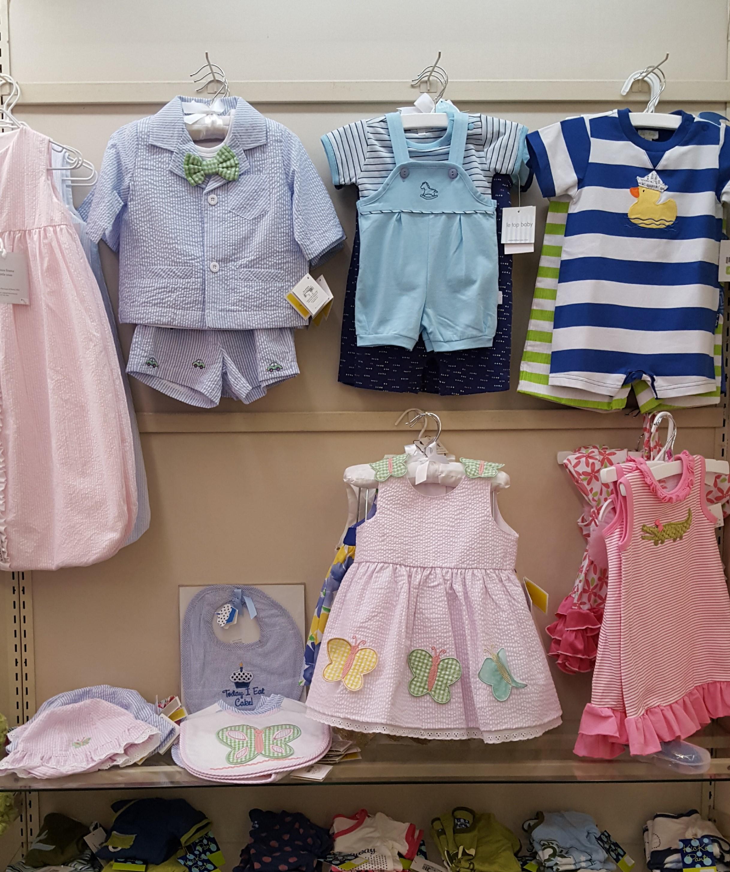 Children's Summer Clothing