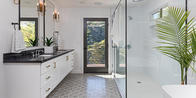 Turn to us for a bathroom design that will motivate you each morning and relax you each evening.