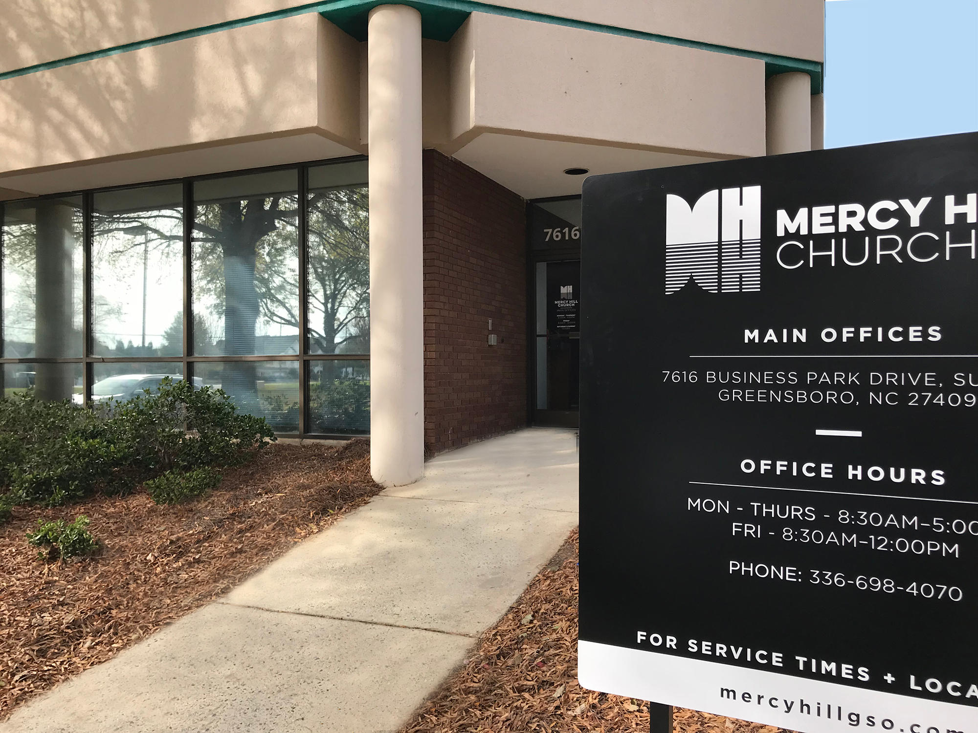 Mercy Hill Church - Offices