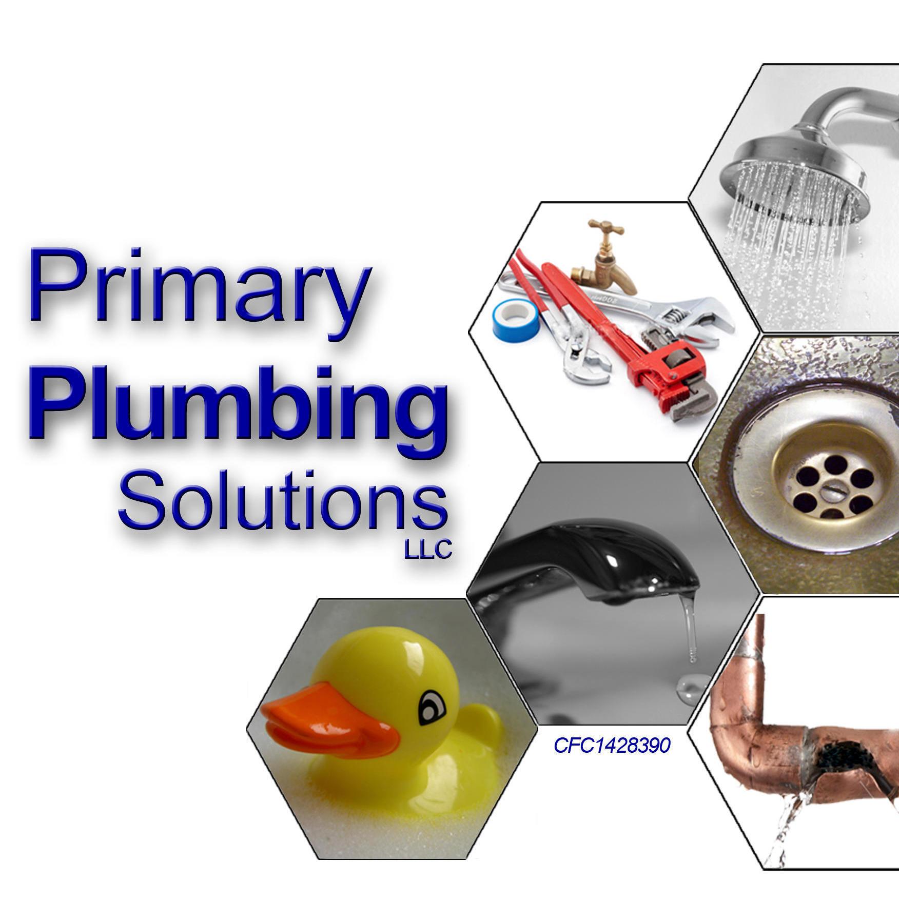 Primary Plumbing Solutions, LLC