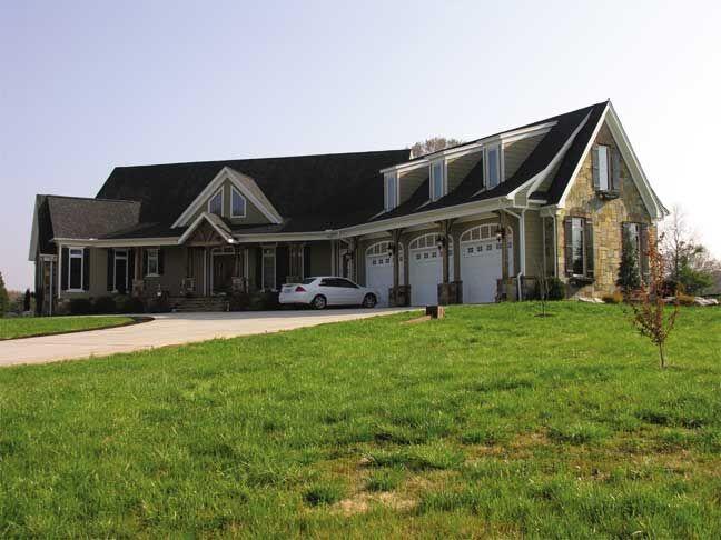 Allison custom homes in maryville tn building home for Home builders in maryville tn
