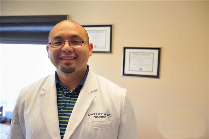 Best Pediatrician in Wheat Ridge Colorado | Lance Lazatin at Lakeside Youth N Kids Pediatrics | lynkpediatrics.com