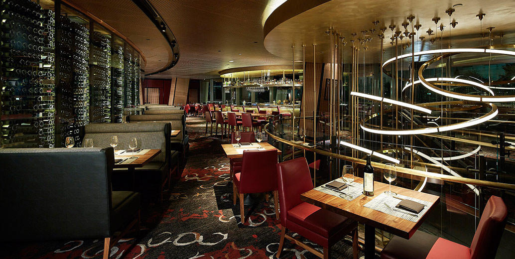 Del Frisco S Double Eagle Steakhouse Dallas Second Floor Private Dining Room