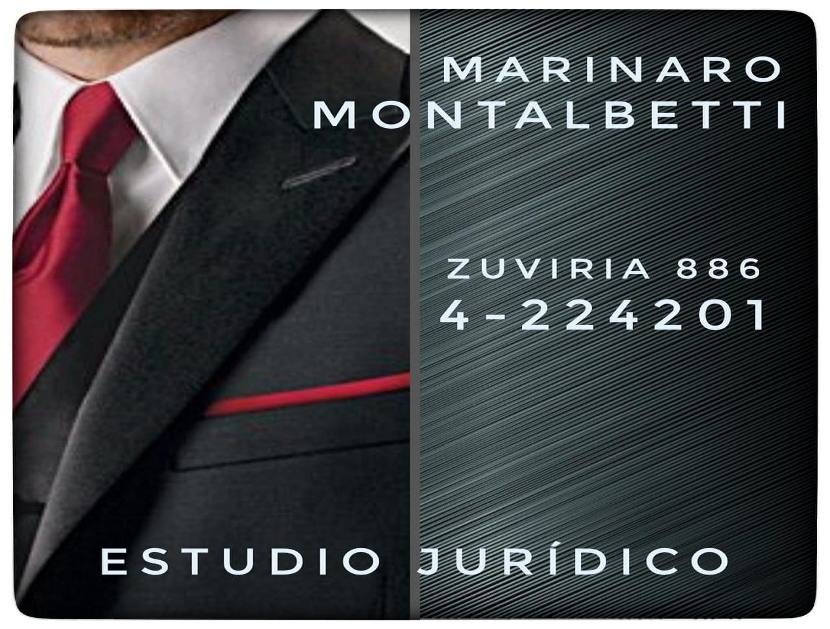 PABLO MARINARO MONTALBETTI - ESTUDIO JURIDICO
