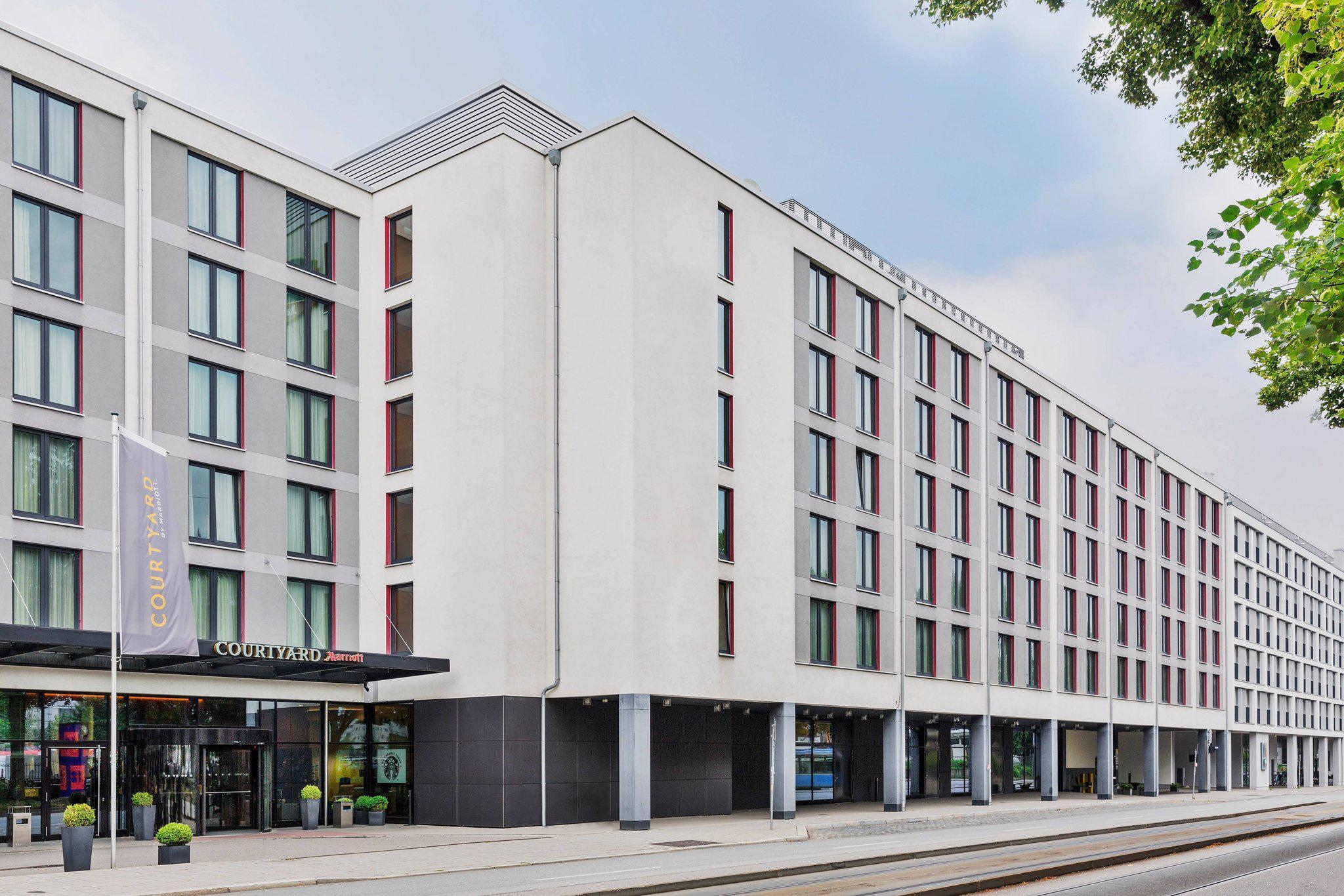 Courtyard by Marriott Munich City East
