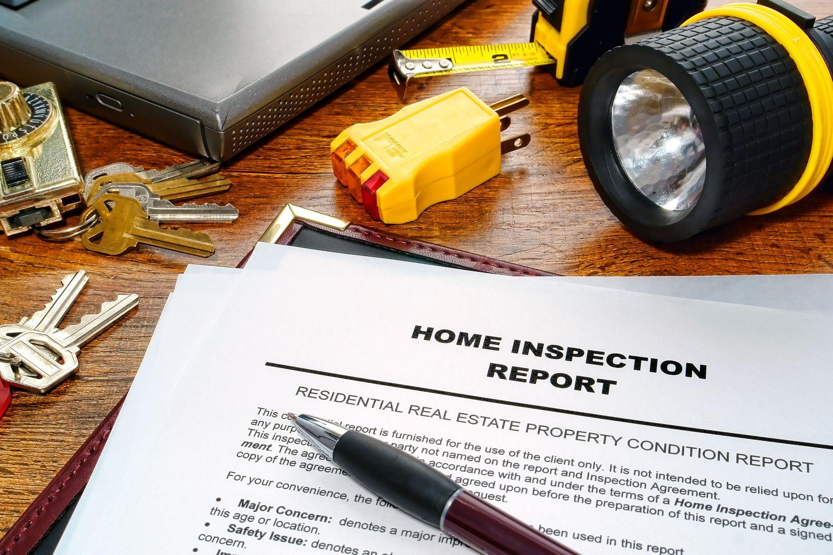 1 Call Inspections
