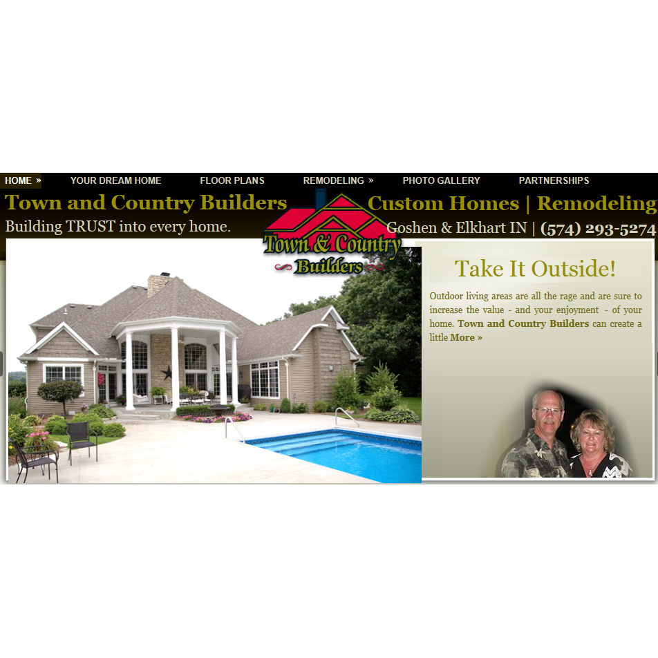 Town country builders elkhart indiana in for Country builder