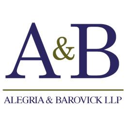 Alegria & Barovick LLP - New York, NY - Attorneys