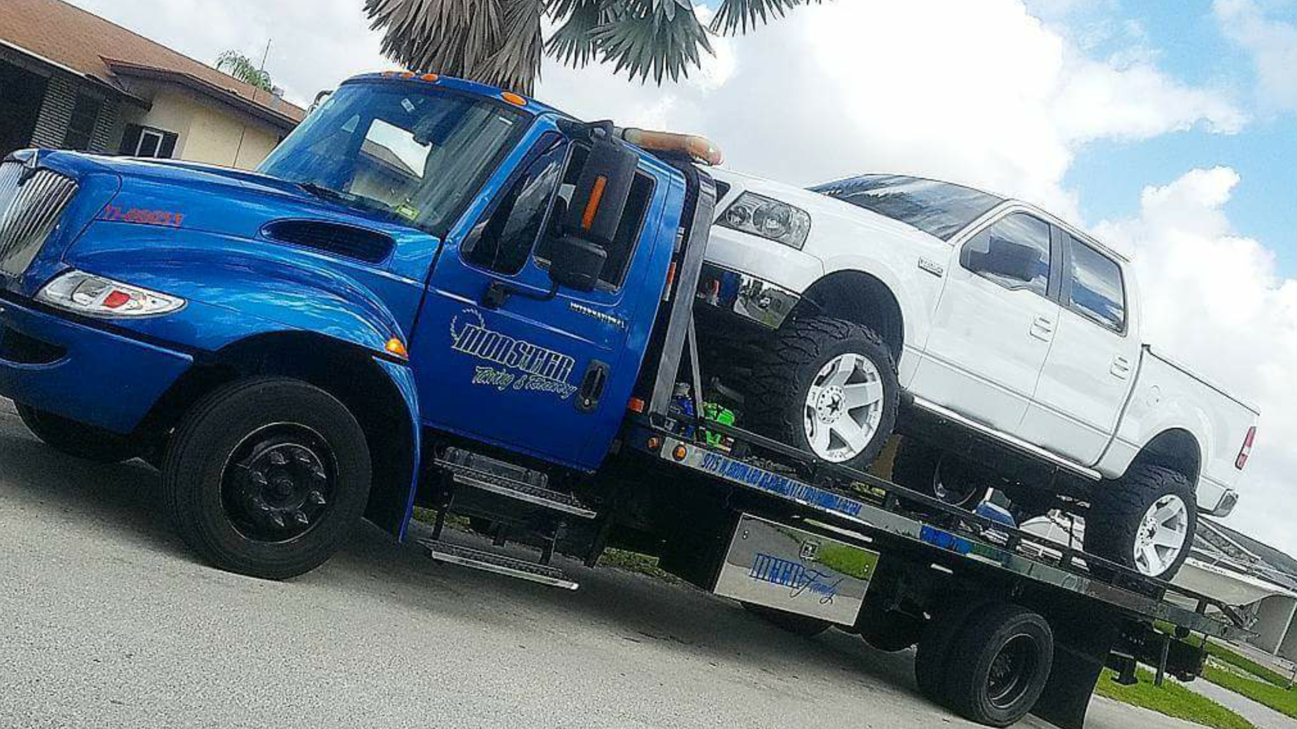 Broward 50 Towing >> Monster Towing & Recovery, Davie Florida (FL) - LocalDatabase.com
