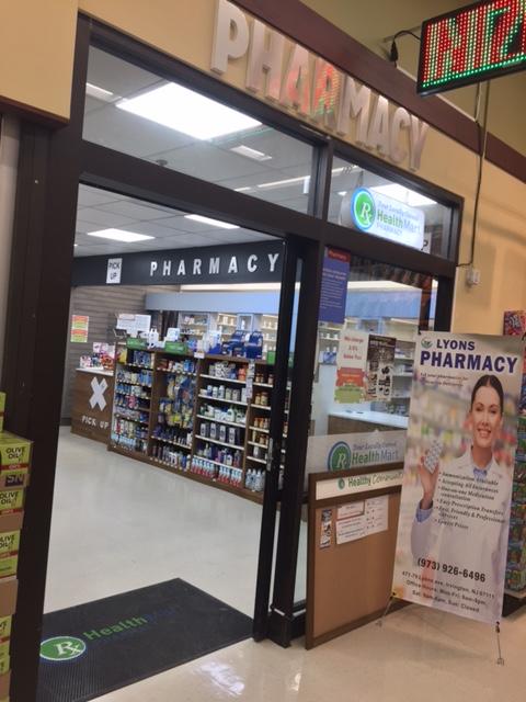 lyons pharmacy in irvington  471 lyons ave - pharmacies in irvington