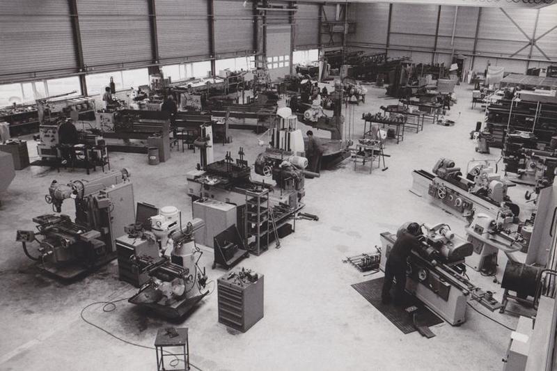 Saedt BV Machinefabriek