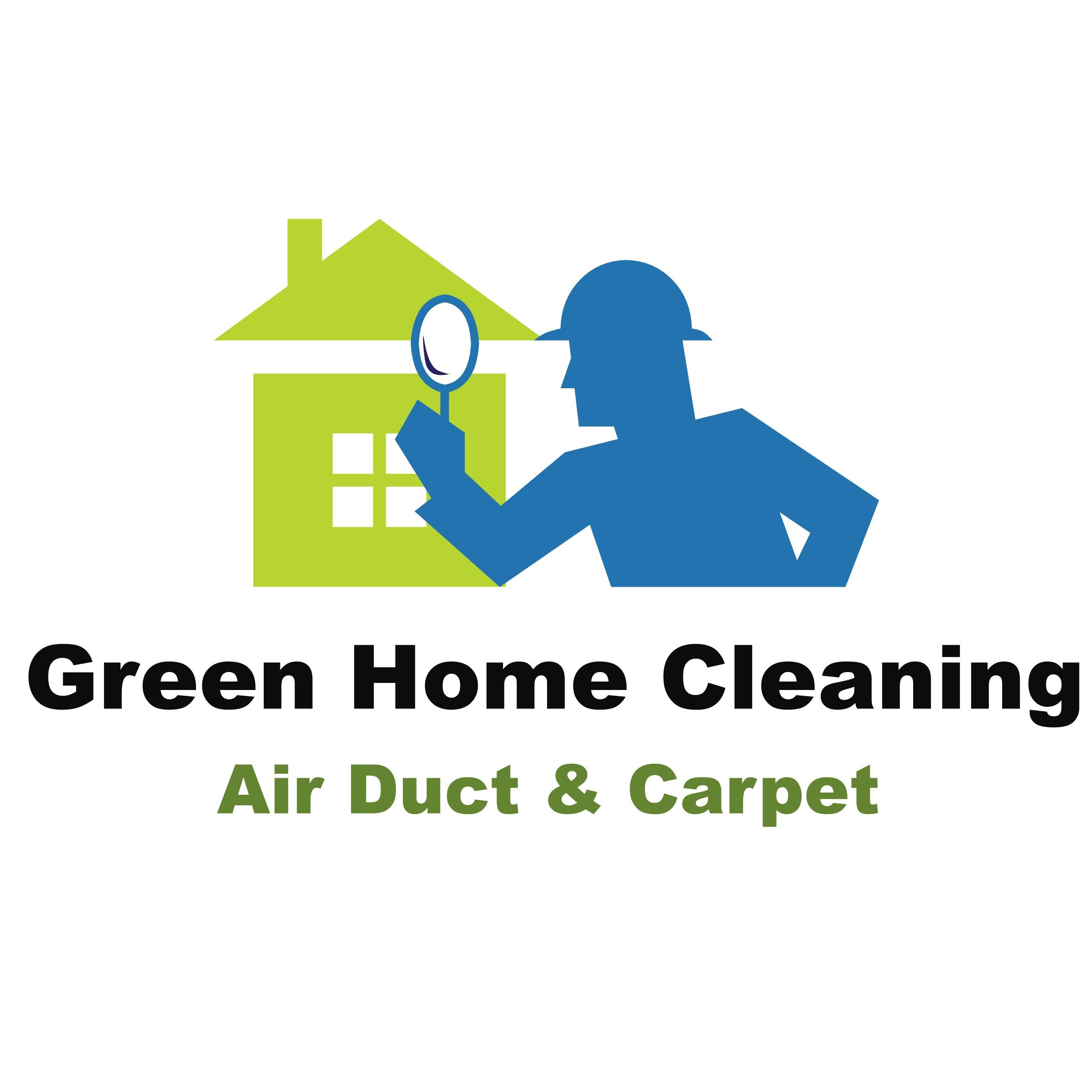 GREEN HOME CLEANING - ROCKVILLE, MD - Carpet & Upholstery Cleaning