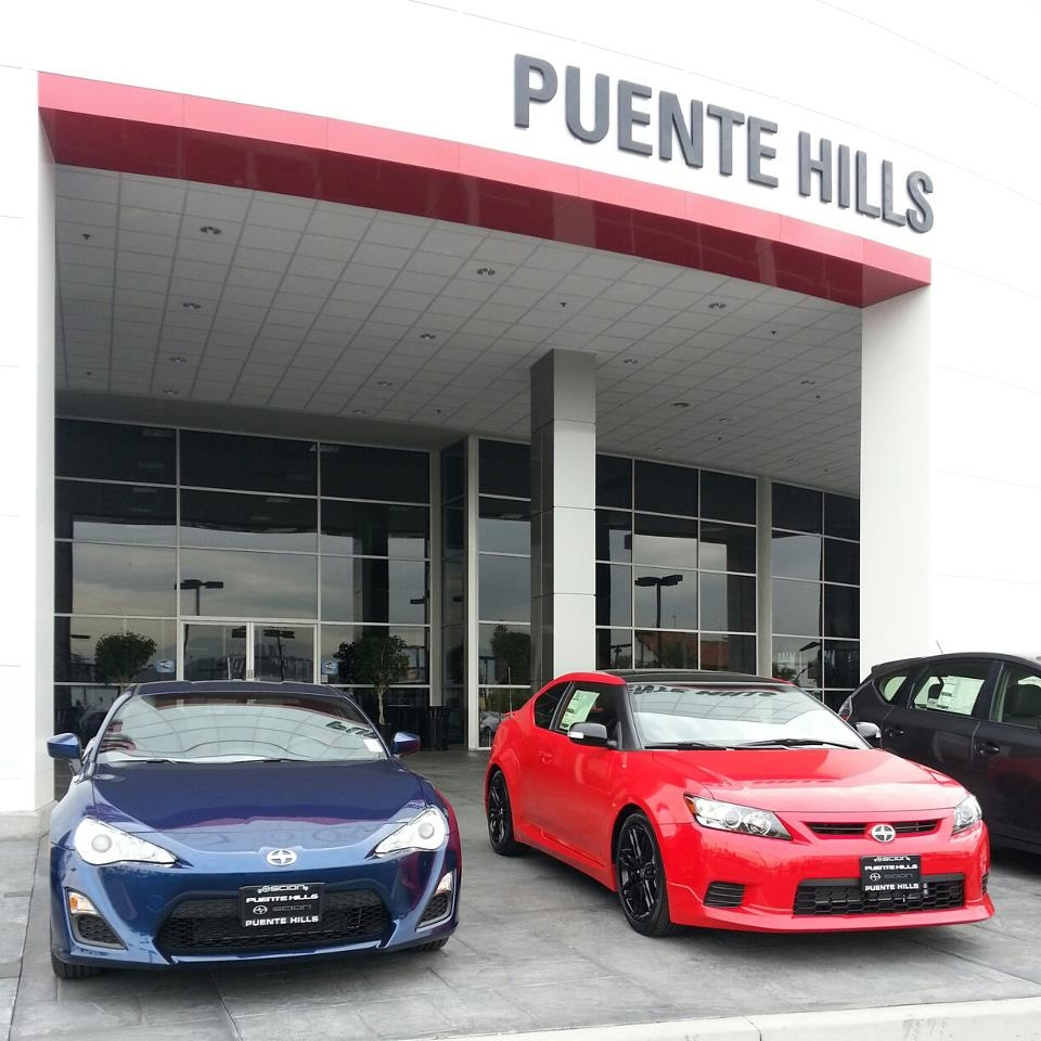 puente hills toyota Plus the #1 reason i came to puente hills in the first place is because of their lowest price i ever seen believe me, i did my homework and searched more than 20 dealerships in southern california and i found this dealer to have the lowest price with the best miles for pre owned certified cars and i commuted from riverside.