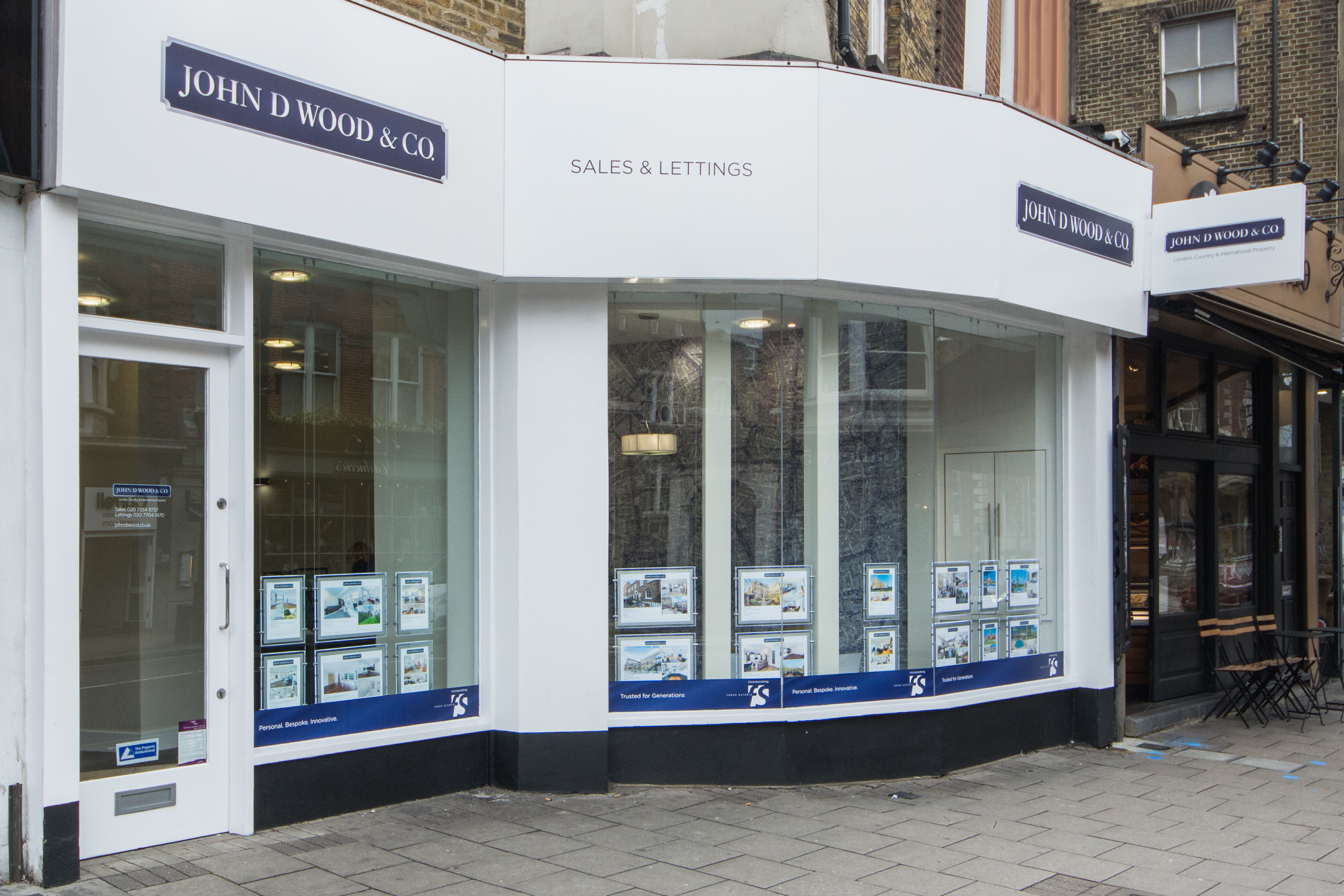 John D Wood & Co Estate Agents 108-109 Upper St, London, United Kingdom
