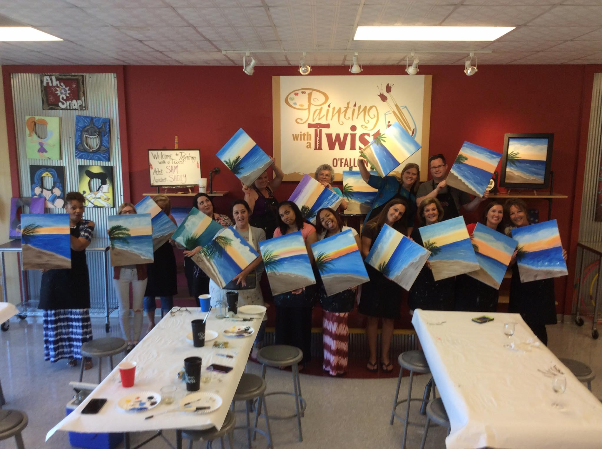 painting with a twist coupons near me in o 39 fallon 8coupons