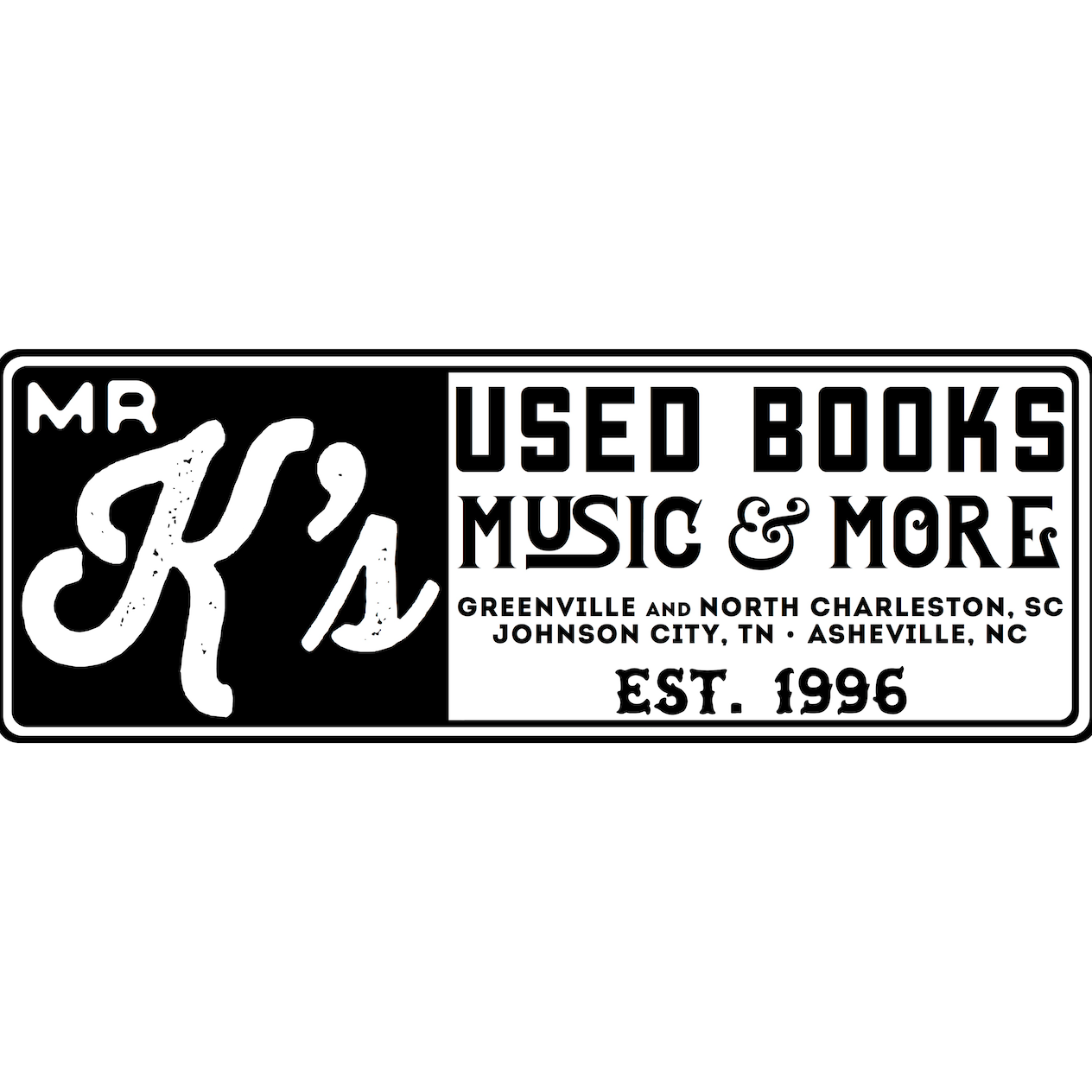 Mr K's Used Books, Music and More