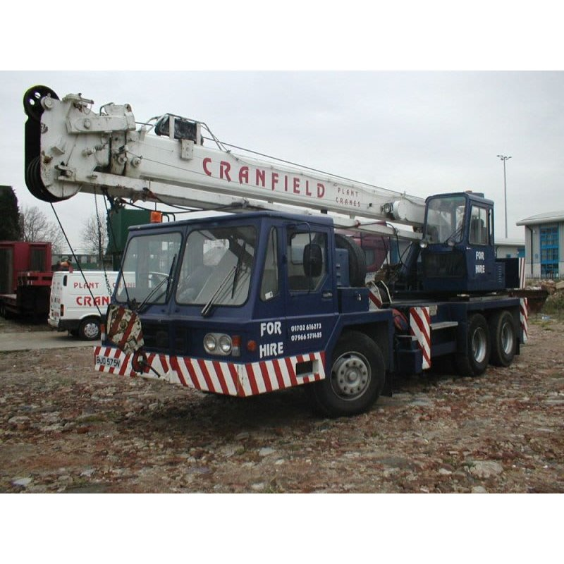 Cranfield Cranes - Basildon, Essex  - 07966 571485 | ShowMeLocal.com