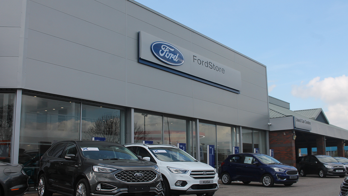 Images Evans Halshaw Ford Transit Centre Lincoln