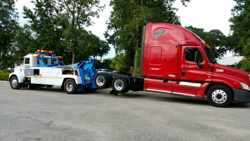 Quality Towing Myrtle Beach Sc