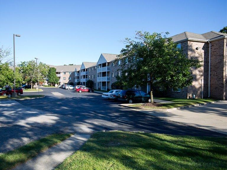 Fox Run Apartments Dayton Ohio